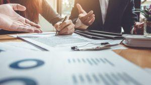 ישיבה עסקית - התנהלות פיננסית בעסק