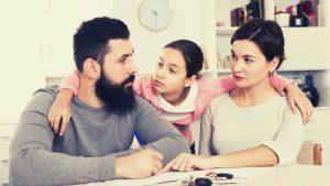 משפחה - הורות פיננסית