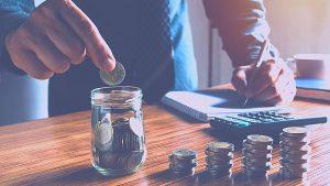 מטבעות בצנצנות - מתחילים לחסוך